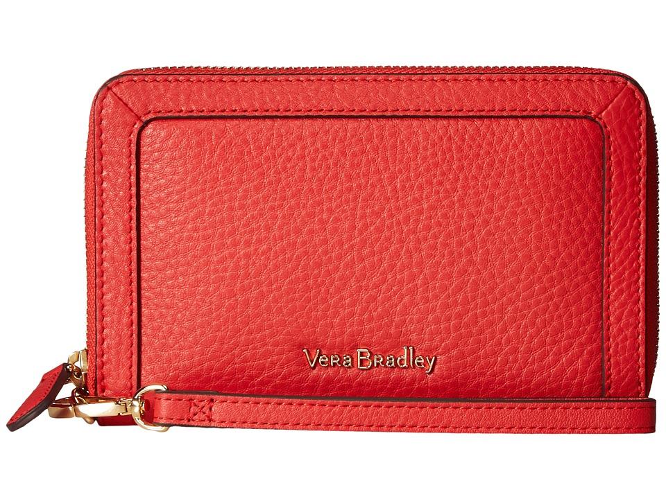 Vera Bradley - RFID Grab Go Wristlet (Canyon Sunset 1) Wristlet Handbags