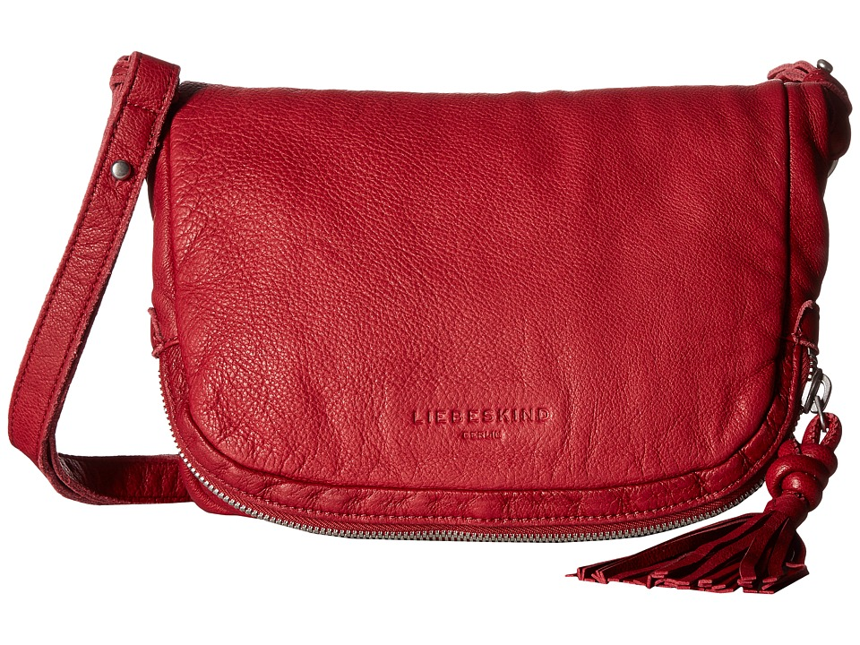 Liebeskind - Suzuka F7 (Blood Red) Handbags
