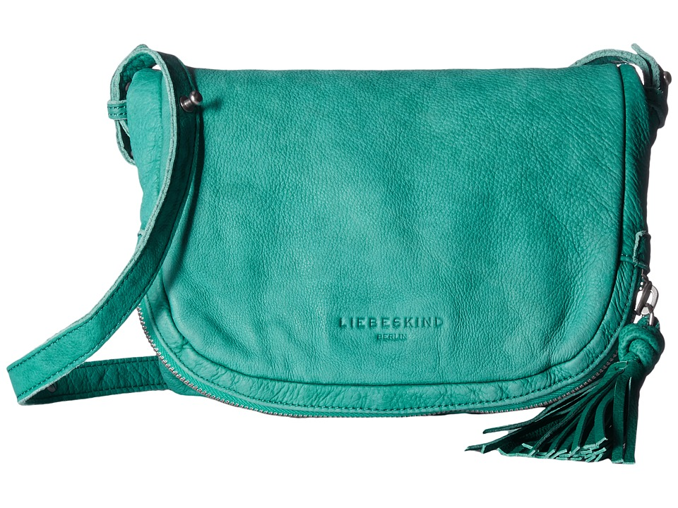 Liebeskind - Suzuka F7 (Orchid Green) Handbags