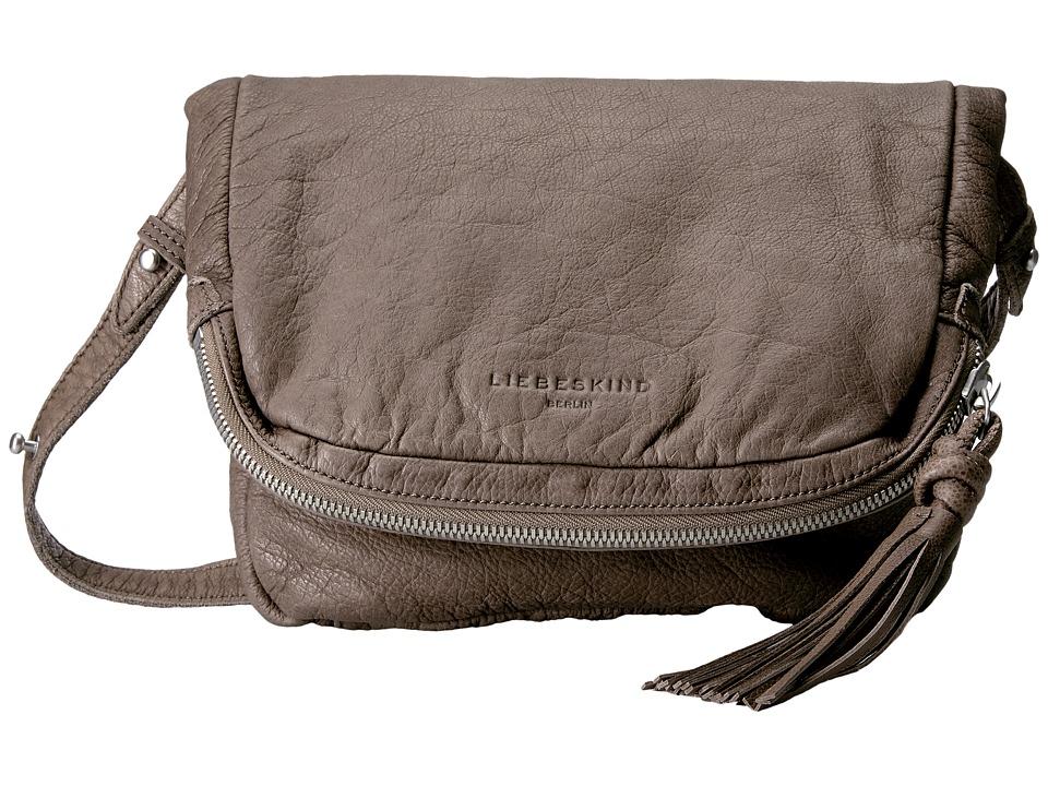 Liebeskind - Suzuka F7 (Rhino Brown) Handbags