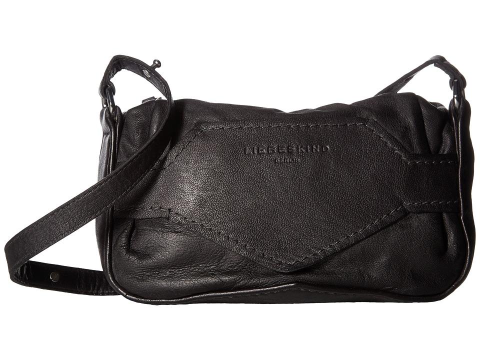 Liebeskind - Matala (Nairobi Black) Handbags