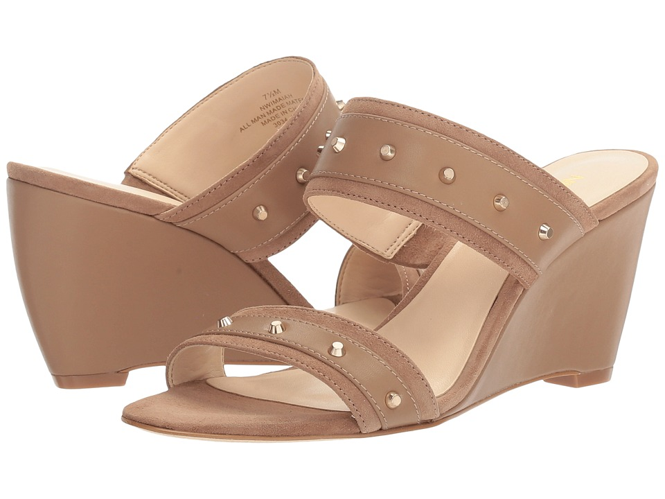 Nine West - Imaiah (Natural/Natural Synthetic) Women's Shoes