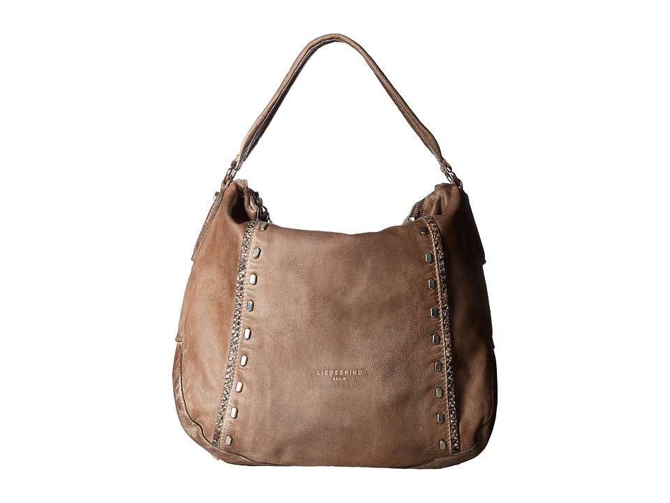 Liebeskind - Yoki (Rhino Brown) Handbags