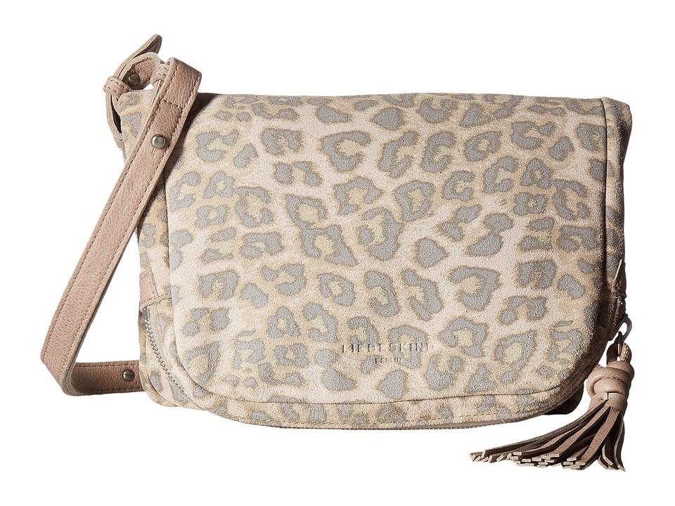 Liebeskind - Suzuka F7 (Desert Beige Leo) Handbags