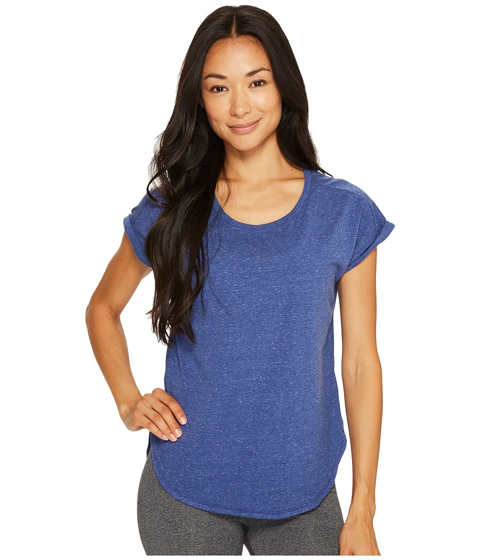 adidas - Performer Hi Lo Tee (Mystery Ink) Women's T Shirt
