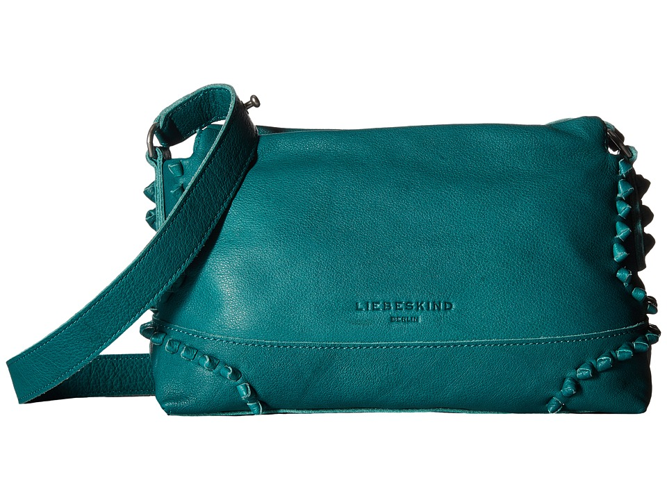 Liebeskind - Sapporo F7 (Orchid Green) Handbags