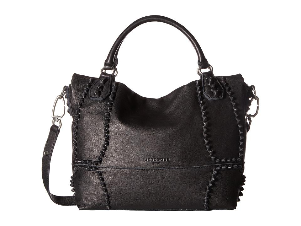 Liebeskind - Kobe F7 (Nairobi Black) Handbags