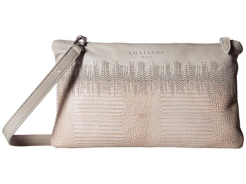 Liebeskind - Jamba (Hyena Grey) Handbags