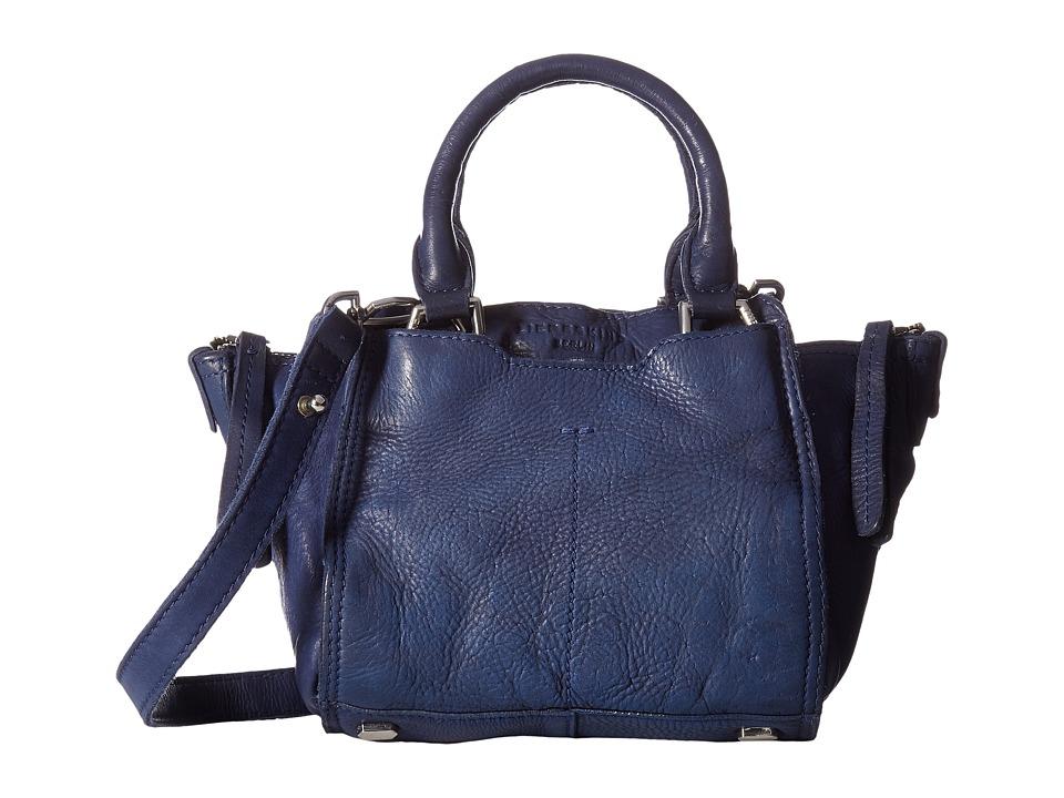 Liebeskind - Minya (Ceremony Night Blue) Handbags