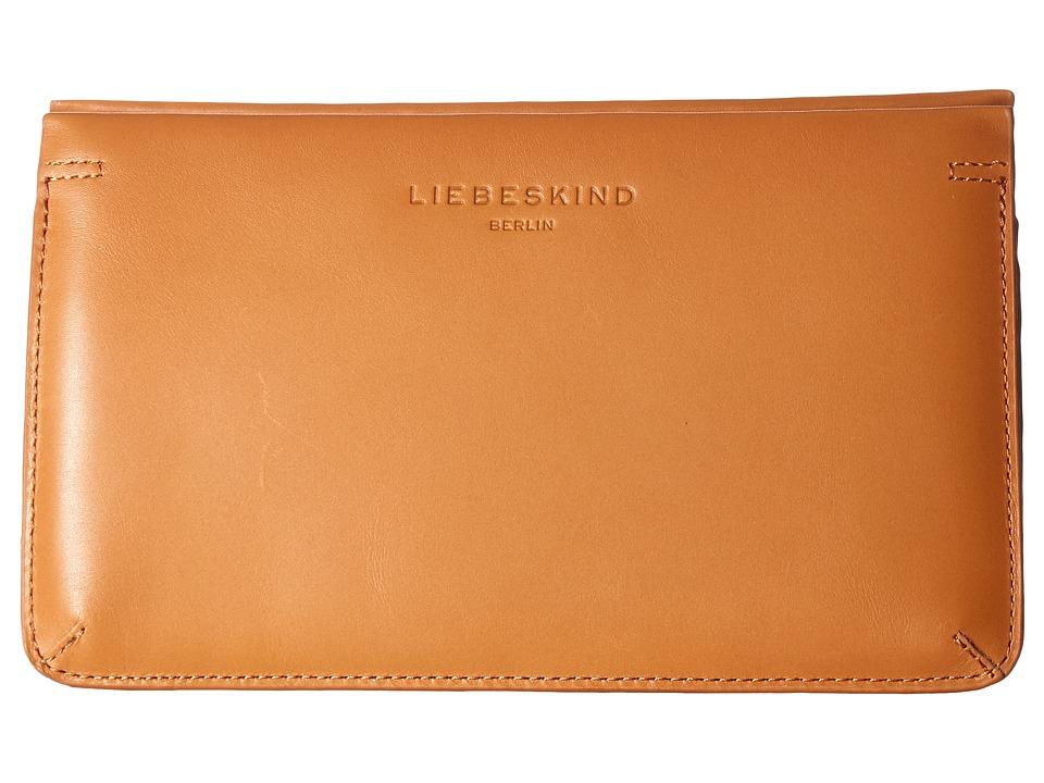 Liebeskind - Amy (Cognac Brown) Handbags