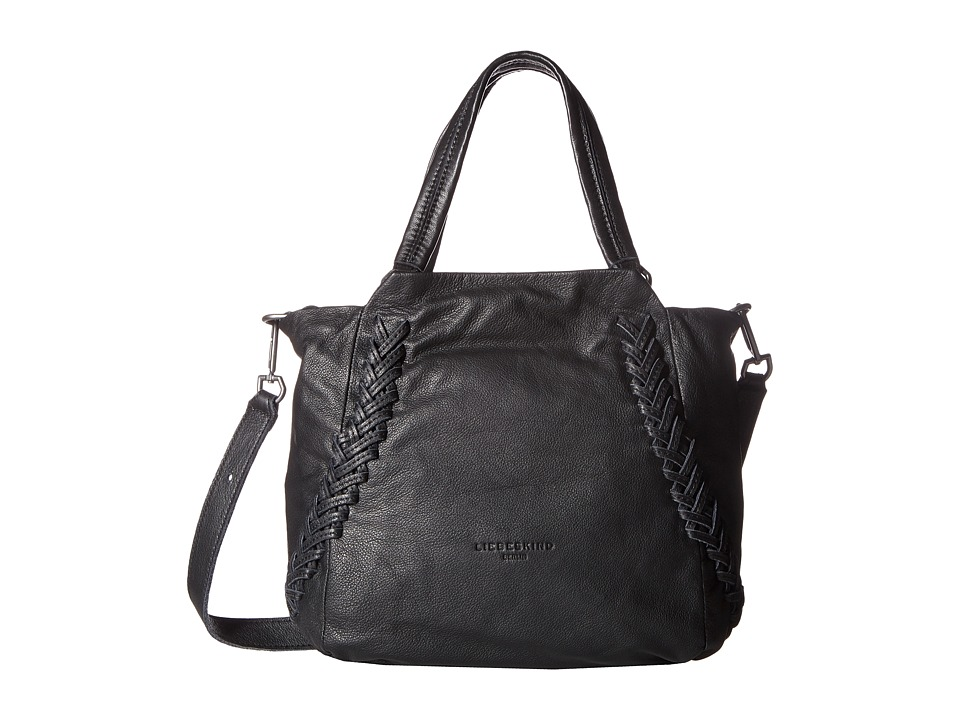 Liebeskind - Masunga (Nairobi Black) Handbags