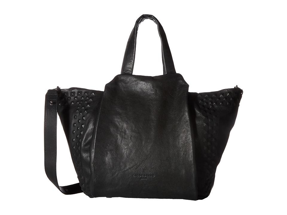 Liebeskind - Noda S7 (Nairobi Black) Handbags
