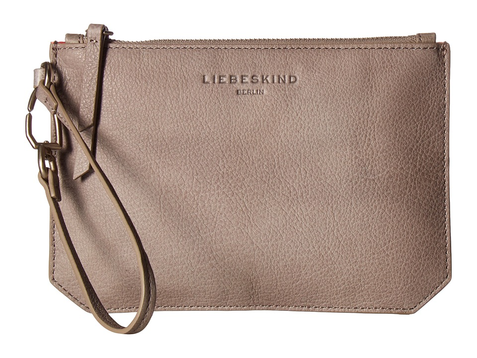 Liebeskind - Inside S7 (Elephant Grey) Handbags