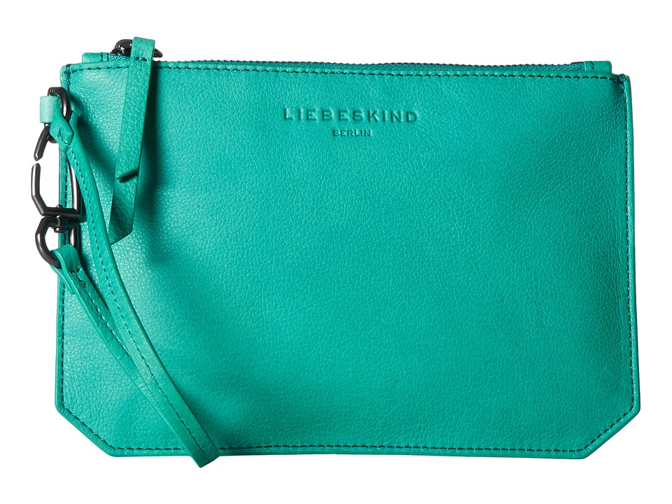 Liebeskind - Inside S7 (Palm Green) Handbags