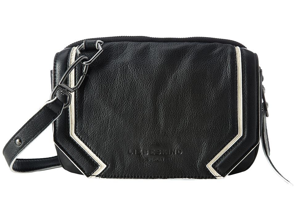 Liebeskind - Maike S7 (Nairobi Black) Handbags