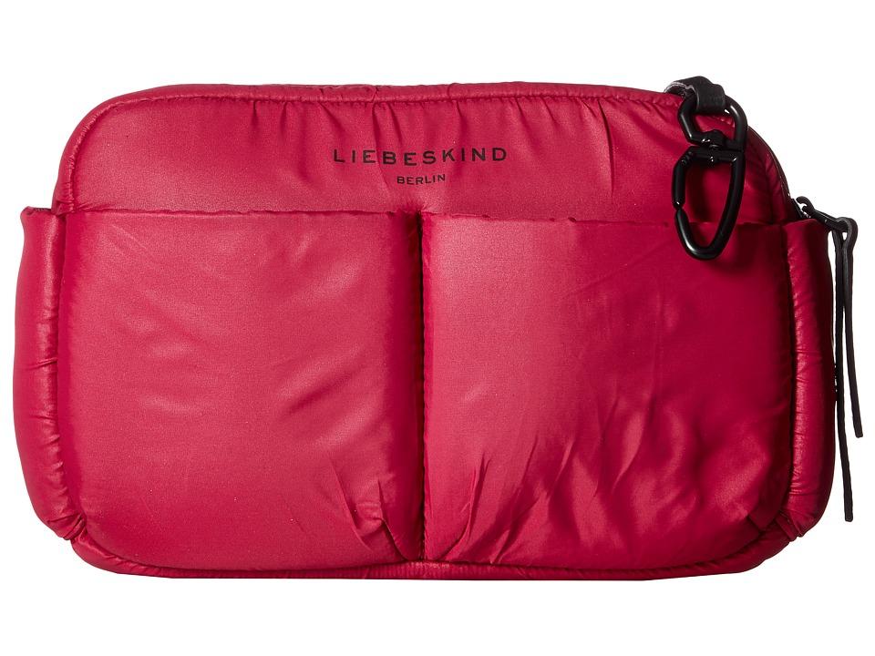 Liebeskind - Inner S7 (Fuchsia Pink) Handbags
