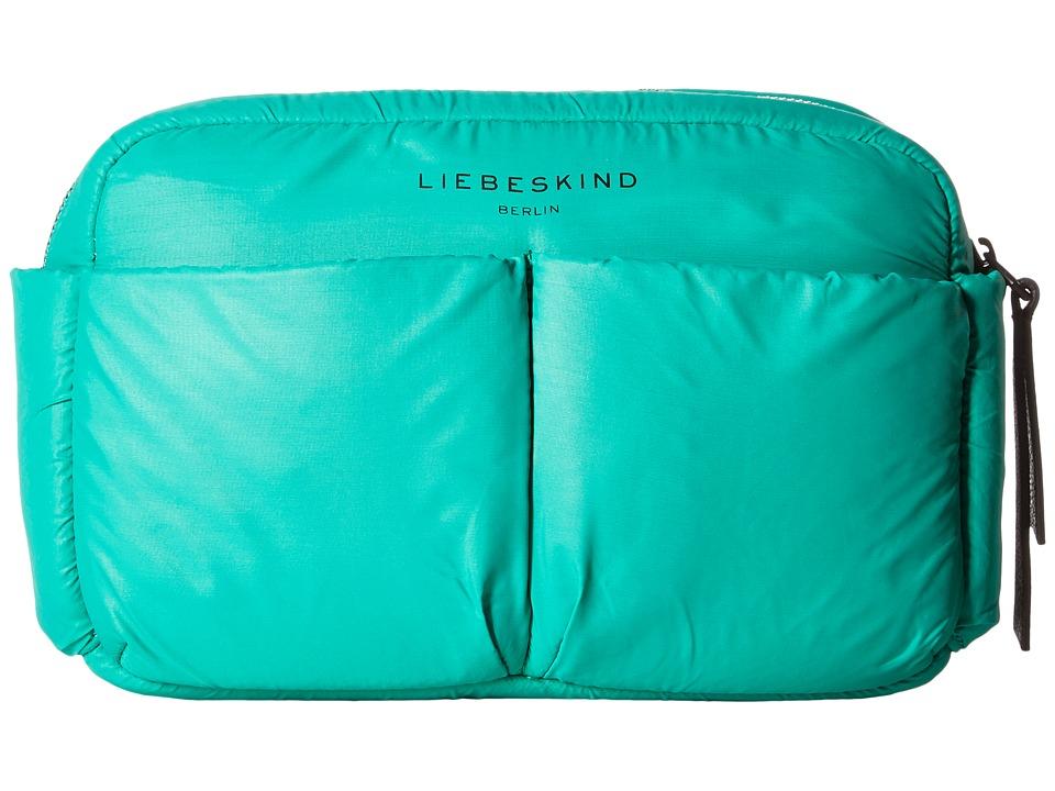 Liebeskind - Inner S7 (Palm Green) Handbags