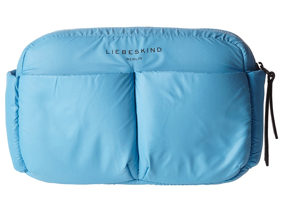 Liebeskind - Inner S7 (Sea Blue) Handbags
