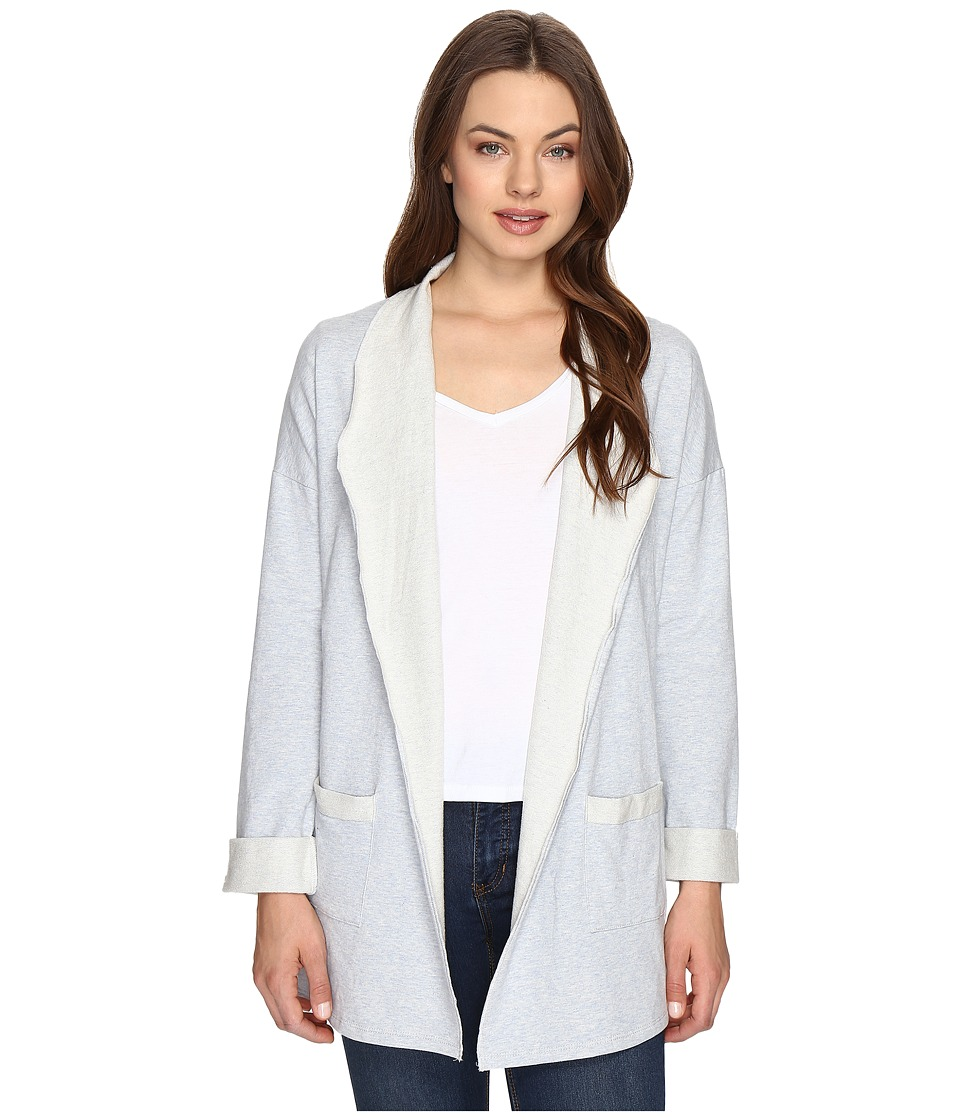 Brigitte Bailey - Tani Open Front Cardigan (Light Blue) Women's Sweater