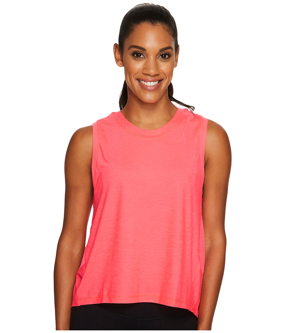 Under Armour Supreme Muscle Tank Top (Marathon Red/Tonal) Women