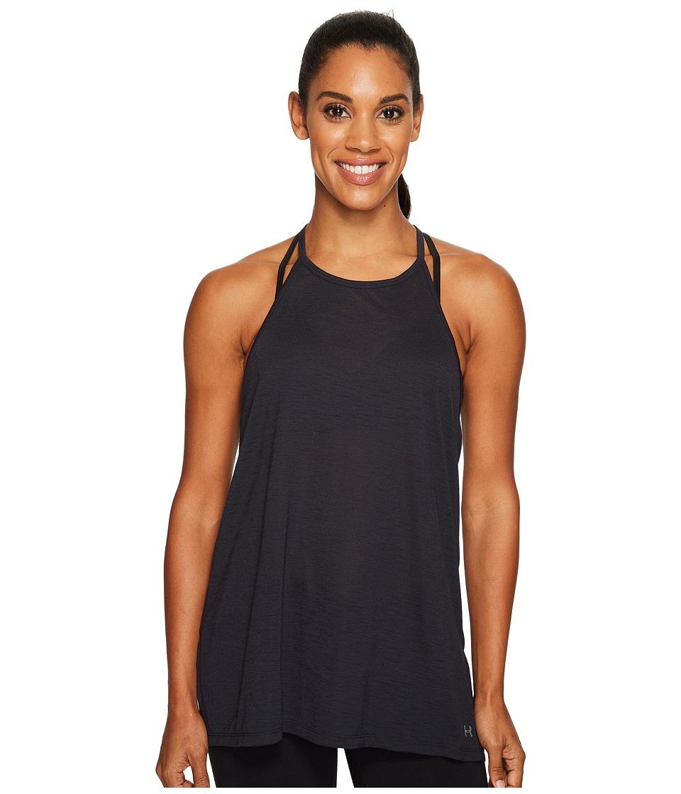 Under Armour Threadborne Fashion Tank Top (Black/Graphite) Women