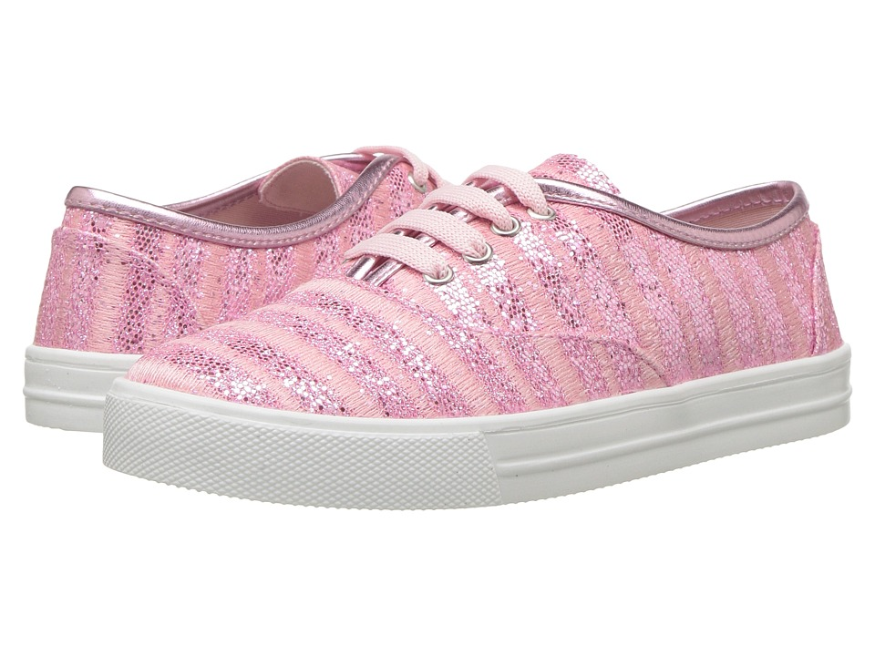 Kid Express - Giovanna (Toddler/Little Kid/Big Kid) (Pink Combo) Girls Shoes