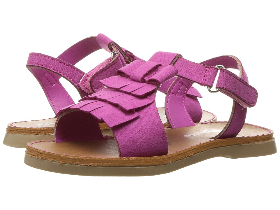 Kid Express - Sequoia (Toddler/Little Kid) (Fuchsia Combo) Girls Shoes