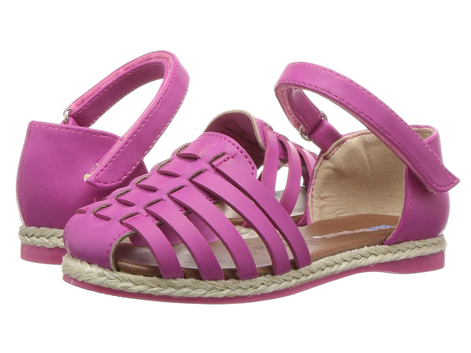 Kid Express - Sunshine (Toddler/Little Kid) (Fuchsia Combo) Girls Shoes