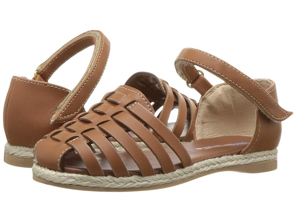 Kid Express - Sunshine (Toddler/Little Kid) (Camel Combo) Girls Shoes