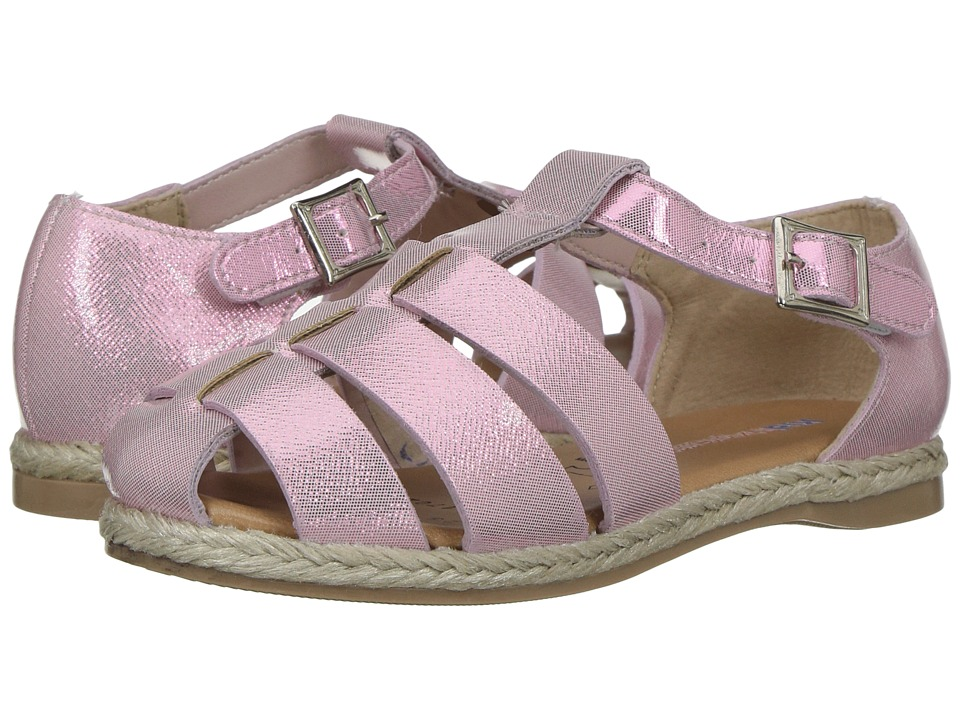 Kid Express Xaviera (Toddler/Little Kid) (Pink Glitter Patent) Girls Shoes
