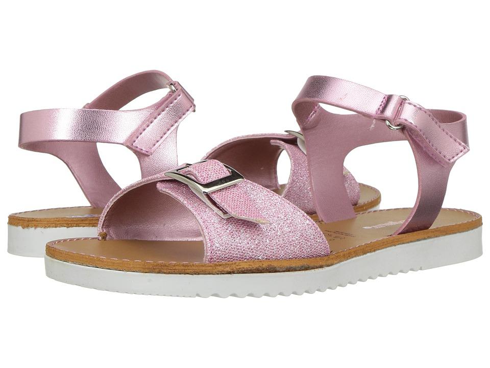 Kid Express - Jeanna (Little Kid/Big Kid) (Pink Combo) Girls Shoes
