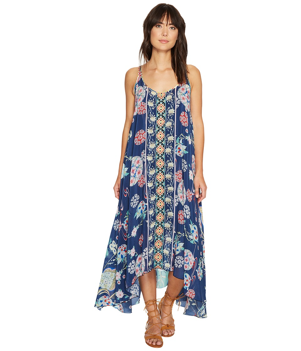 Johnny Was - Ellyo Handkerchief Dress (Multi B) Women's Dress