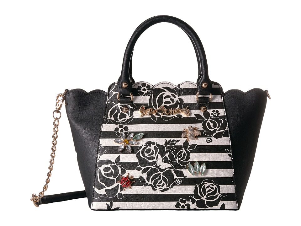 Betsey Johnson - Glam Garden Satchel (Multi) Satchel Handbags