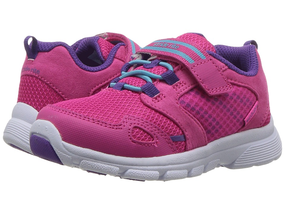 Stride Rite - Made 2 Play Taylor (Toddler/Little Kid) (Pink) Girl's Shoes