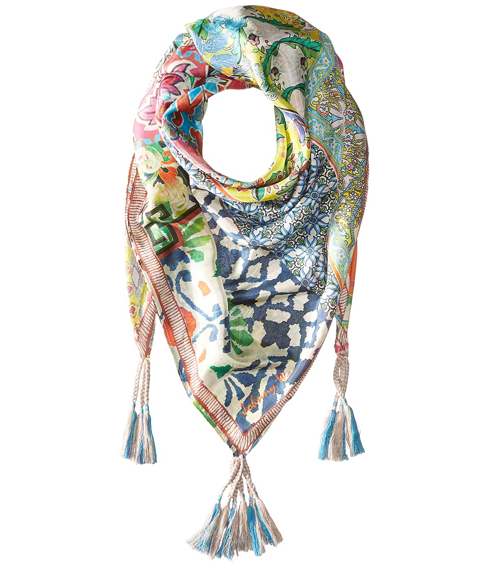 Johnny Was - Revine Scarf (Multi) Scarves