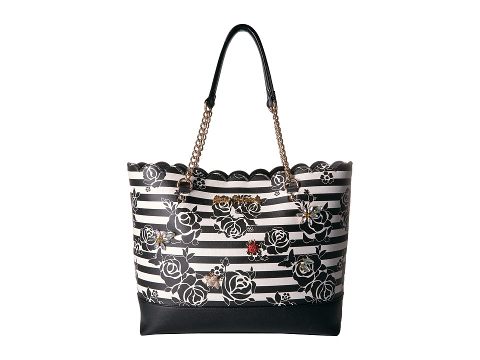 Betsey Johnson - Glam Garden Tote (Multi) Tote Handbags