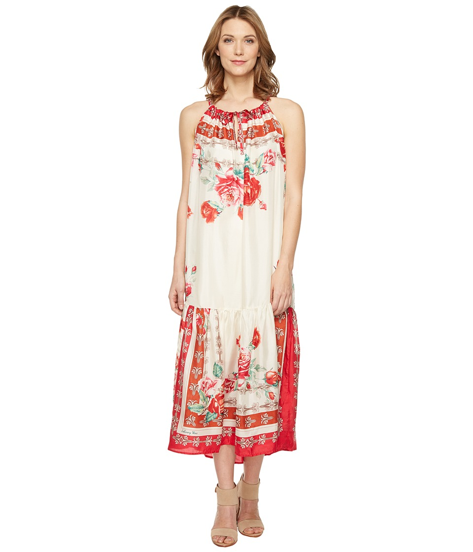 Johnny Was - Secret Garden Dress w/ Slip (Multi) Women's Dress