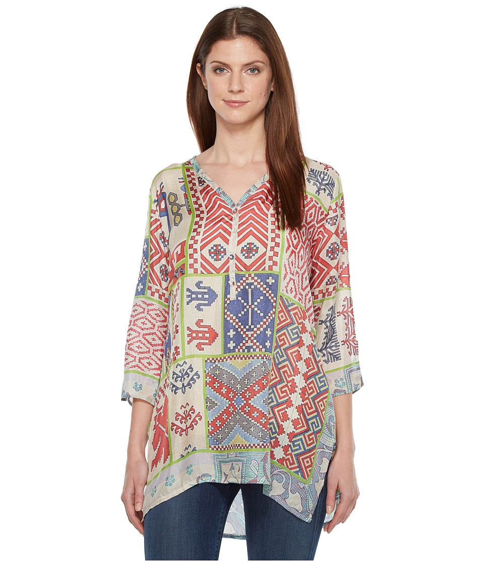 Johnny Was - Jordyn Blouse (Multi) Women's Blouse