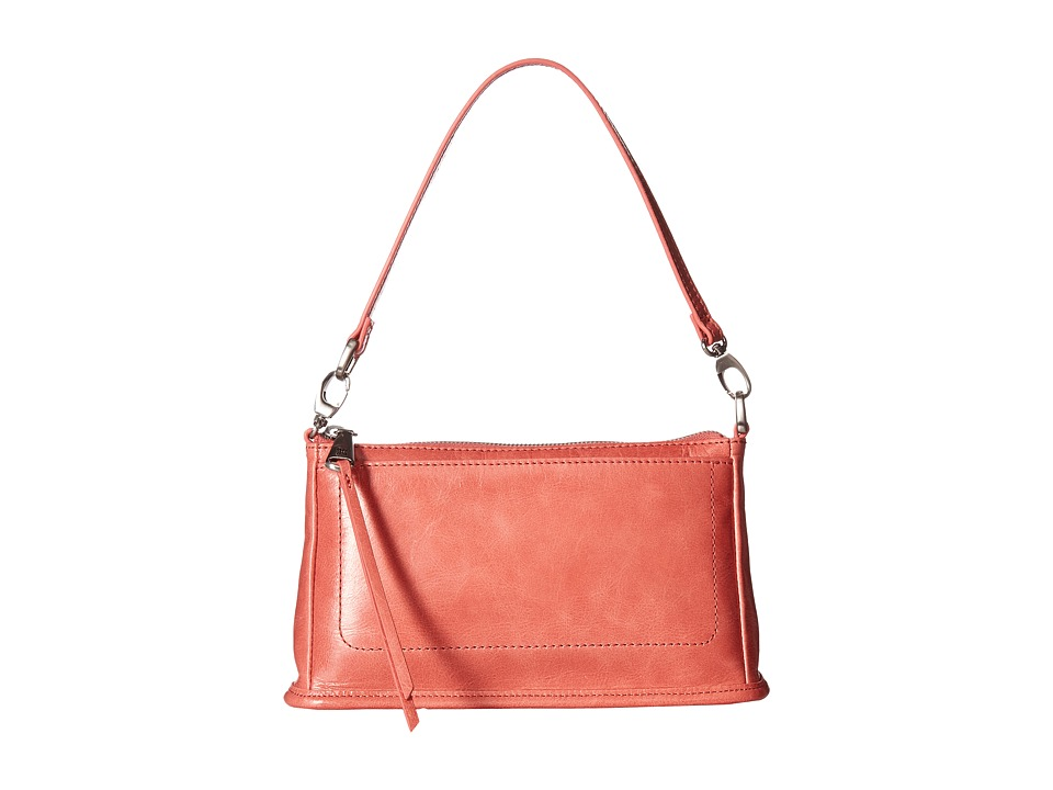 Hobo - Cadence (Coral) Cross Body Handbags