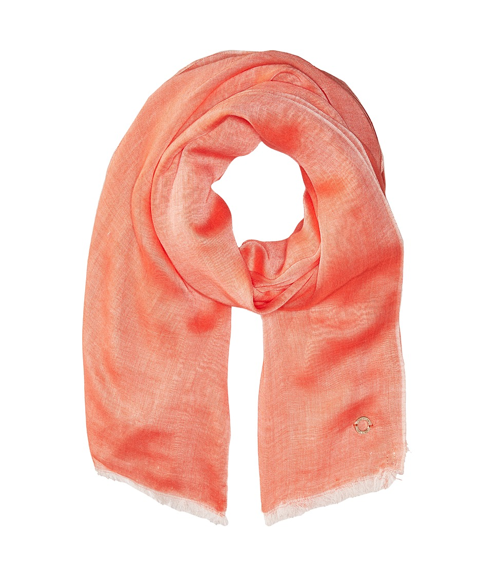 Calvin Klein - Chambray Scarf (Ember) Scarves