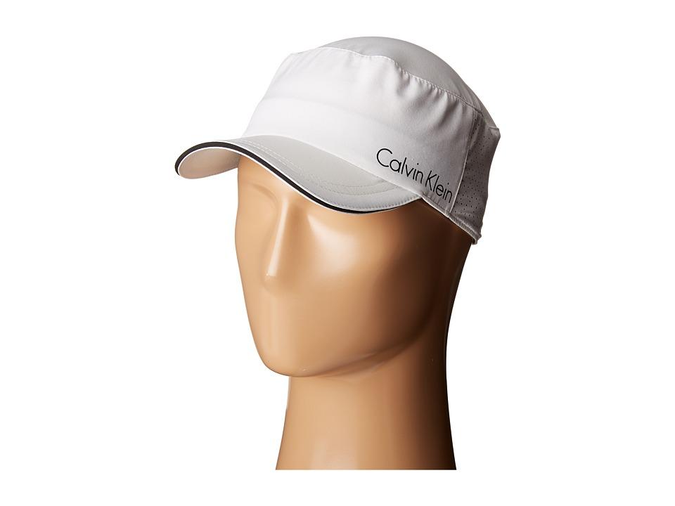 Calvin Klein - Engineer Hat (White) Caps