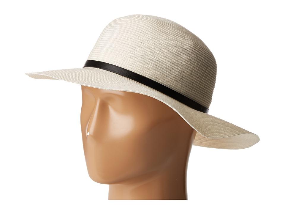 Calvin Klein - Fine Weave Sun Hat (Ivy) Caps