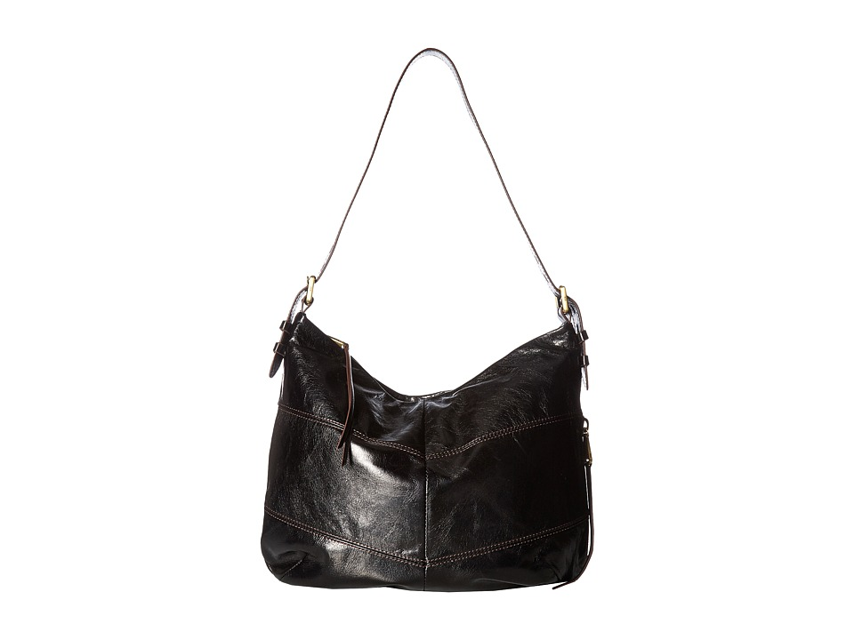 Hobo - Serra (Black) Handbags