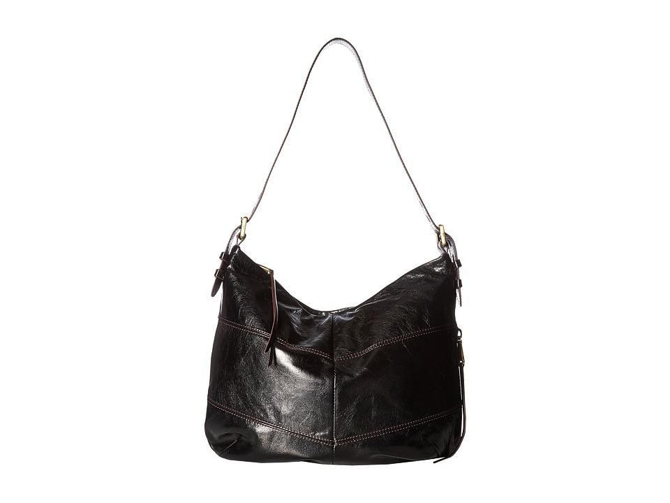 Hobo - Serra (Black) Handbags