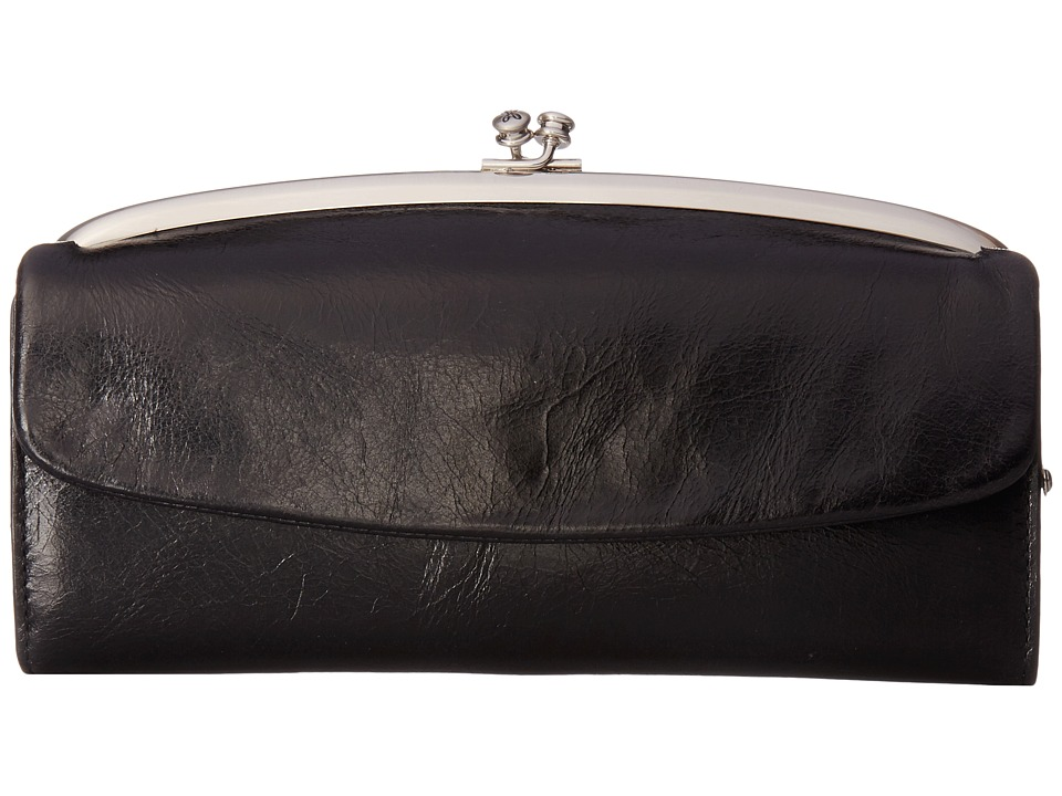 Hobo - Tessie (Black) Handbags