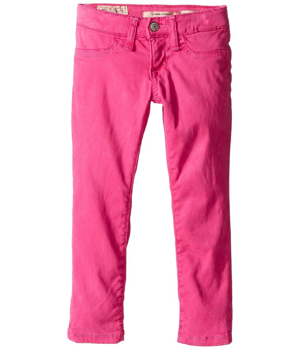 Polo Ralph Lauren Kids - Aubrie Denim in Ultra Pink (Toddler) (Ultra Pink) Girl's Jeans