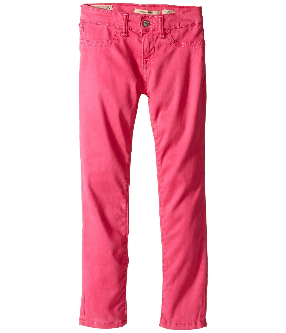 Polo Ralph Lauren Kids - Aubrie Jeans in Ultra Pink (Little Kids) (Ultra Pink) Girl's Jeans
