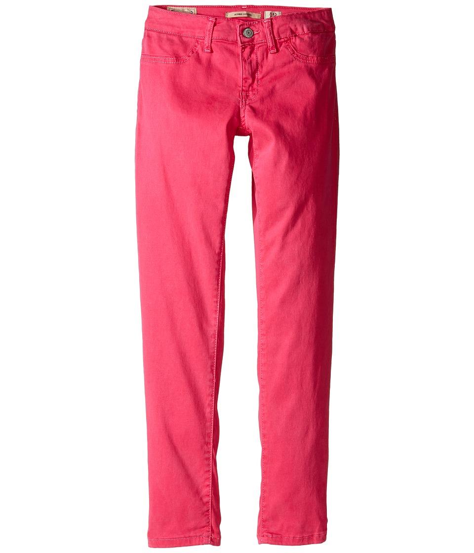 Polo Ralph Lauren Kids - Aubrie Denim in Ultra Pink (Little Kids/Big Kids) (Ultra Pink) Girl's Jeans