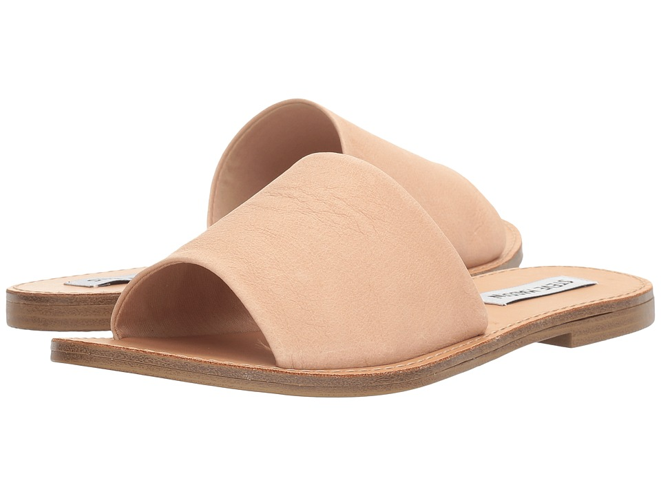 Steve Madden - Dinah (Tan Leather) Women's Shoes