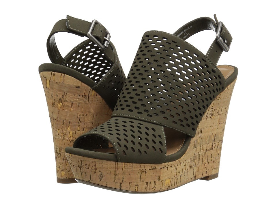 Steve Madden - Exhibit (Olive) Women's Shoes